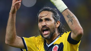 Mario Yepes: Keen on a move to England