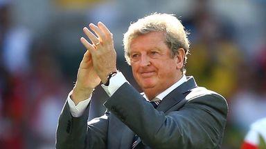Roy Hodgson: England