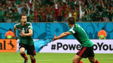 Guardado: Celebrates Mexico