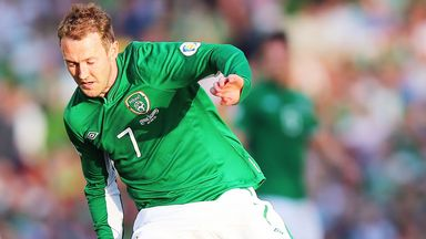 Aiden McGeady: Ireland winger keen to start well for Everton next season