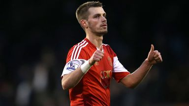 Morgan Schneiderlin: Southampton midfielder is