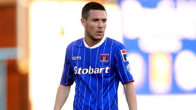 Liam Noble: Signs on at Brunton Park