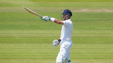 Ian Bell: Preparing to play his 100th Test match for England