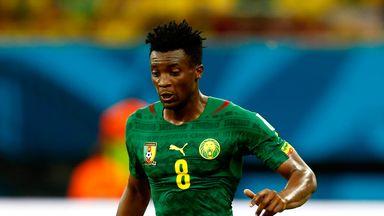 Benjamin Moukandjo: Late equaliser