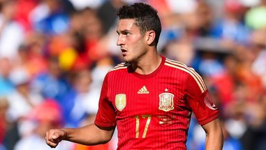 Koke: Sees a bright future in Madrid