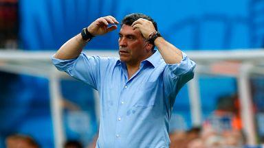 Luis Fernando Suarez: Quits Honduras role