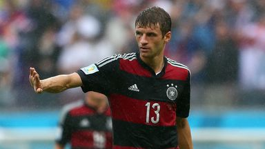 Thomas Muller: Integral part of Germany