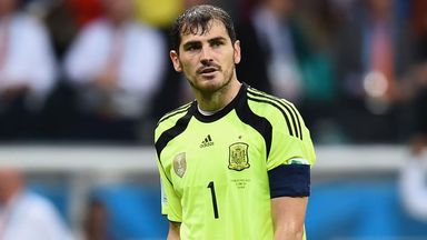 Iker Casillas: Disappointed by collapse against Sociedad