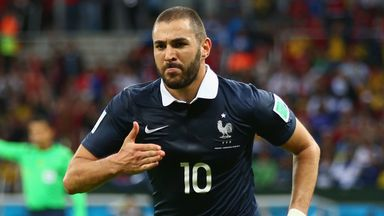 Karim Benzema: Thinks there is much to be proud of in France