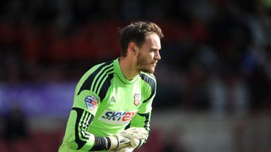 David Button: Brentford goalkeeper has signed new contract