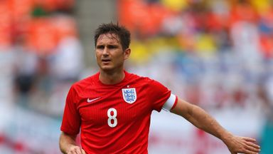 Frank Lampard: Full of praise for England's young stars after draw with Ecuador