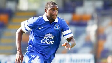 Magaye Gueye: Everton forward departs