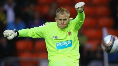 Mark Halstead: Taking on a new challenge after leaving Blackpool