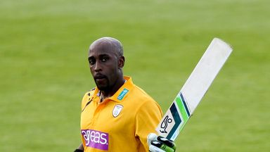 Hampshire batsman Michael Carberry played in all five Ashes Tests