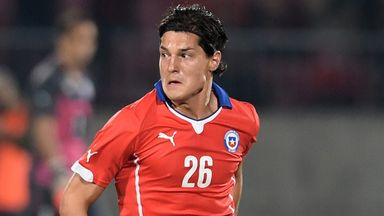 Miiko Albornoz: Has impressed for Chile at the World Cup
