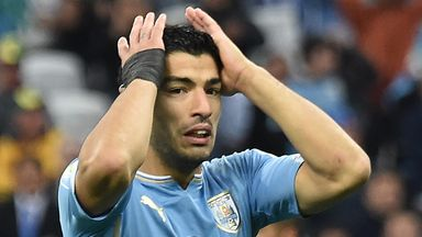 Luis Suarez: Uruguay lawyer admits frustration