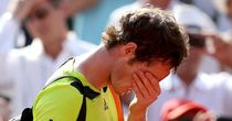 Murray frustrated by defeat