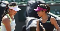 Peng & Hsieh win doubles title