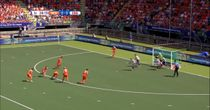 Netherlands Men v England Men - Match Highlights