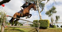 Hickstead delight for Breen