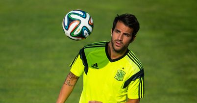 Cesc Fabregas: Has joined Chelsea from Barcelona
