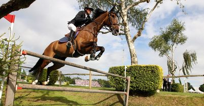 Breen wins at Hickstead