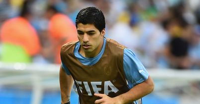 Luis Suarez: Liverpool striker looks set for Barcelona