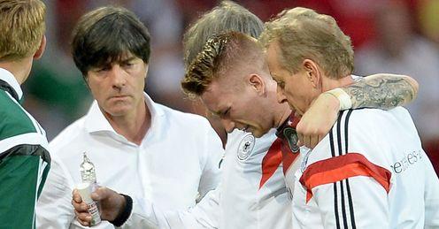 Jerman vs Armenia, Badai Gol Sekaligus Malapetaka Jerman