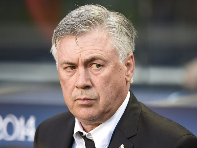 Carlo Ancelotti: Wants Madrid to win all the titles they can.