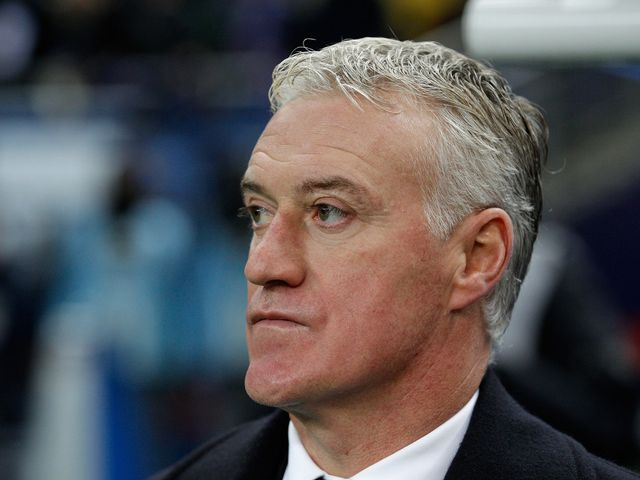 Didier Deschamps: Concerned about the searing heat