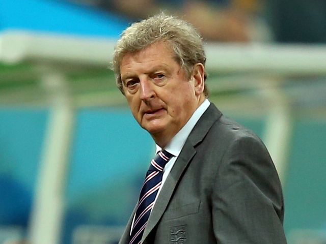 Roy Hodgson: 'I don't have any intention to resign'