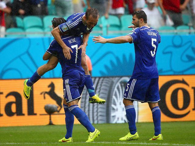 Celebrations for Bosnia