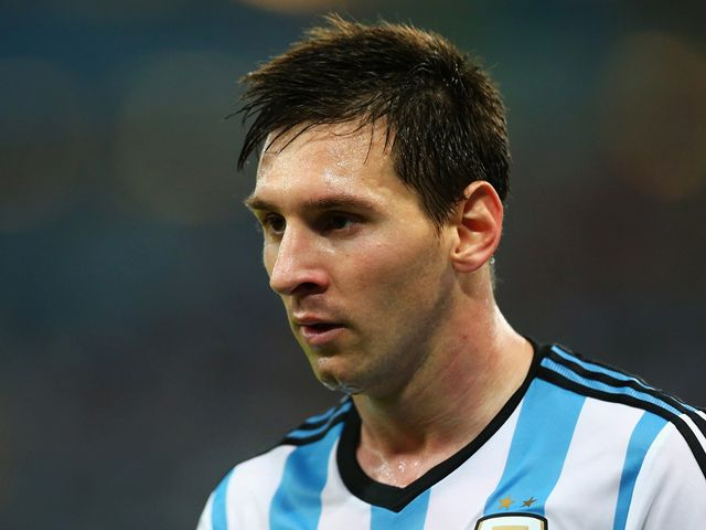 Lionel Messi: Great start to the World Cup