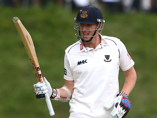 Luke Wells: Another half-century for Sussex against the Tykes