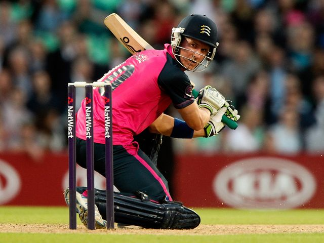 Joe Denly: Helped his side claim victory