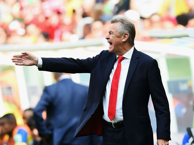 Ottmar Hitzfeld: 'It is marvellous to win in the last minute'