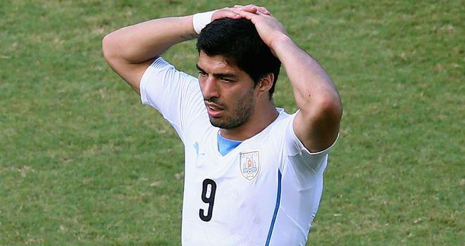 Luis Suarez: Will learn his fate