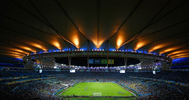 World Cup: The world's biggest sporting event is underway in Brazil