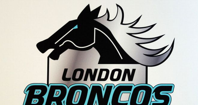 London Broncos: Are bottom of the Super League