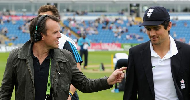 Graeme Swann: Calling for Alastair Cook to step down as one-day captain