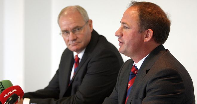 David Humphreys: excited about new challenge at Gloucester