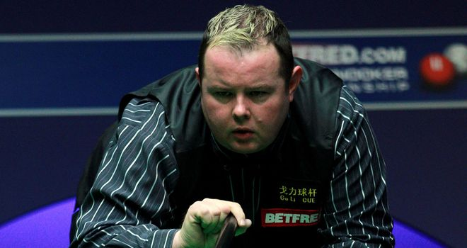 Stephen Lee: Costs increase for former world No 5