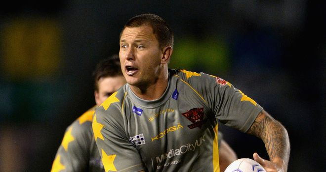 Tim Smith: Pulled the strings as Wakefield coasted to victory against Salford Red Devils
