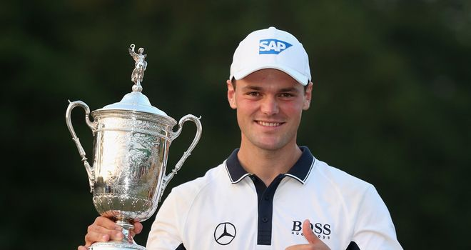 Martin Kaymer: Won 2012 US PGA at Whistling Straits