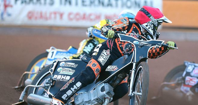 Tai Woffinden: In fine form for GB