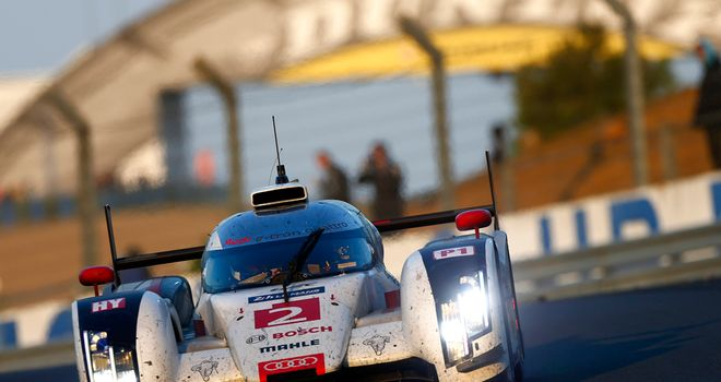 Another Le Mans victory for Audi