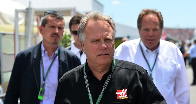 Gene Haas: Hoping to reveal engine supplier soon