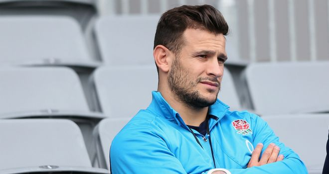 Danny Care: Expected to renew half-back partnership with Owen Farrell