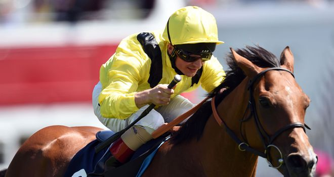 Farraj powers clear to score at Epsom