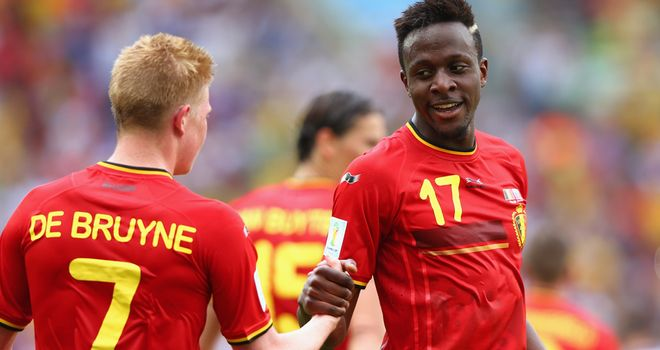 Divock Origi: Reported to be attracting interest after an impressive World Cup